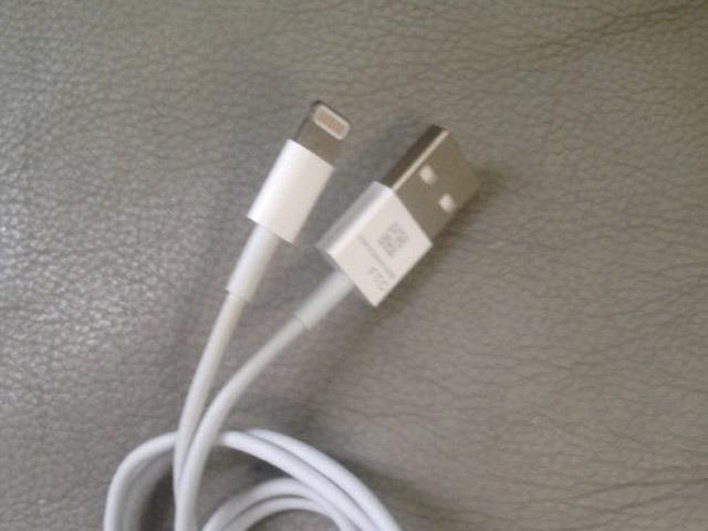 iPhone 5 - Une vidéo comparative avec le 4S et le nouveau cable de synchronisation