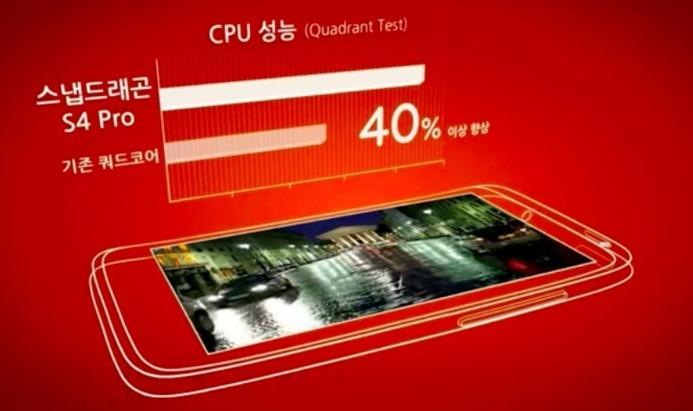 Un petit teasing pour le futur LG Optimus G ?