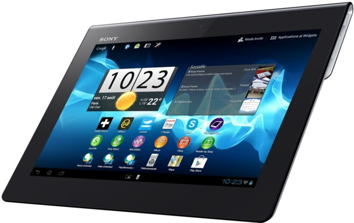 IFA 2012 - Sony annonce la nouvelle Xperia Tablet