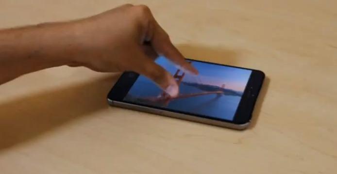 iPhone 5 - Si la taille de l'écran s'adaptait selon vos souhaits!!!