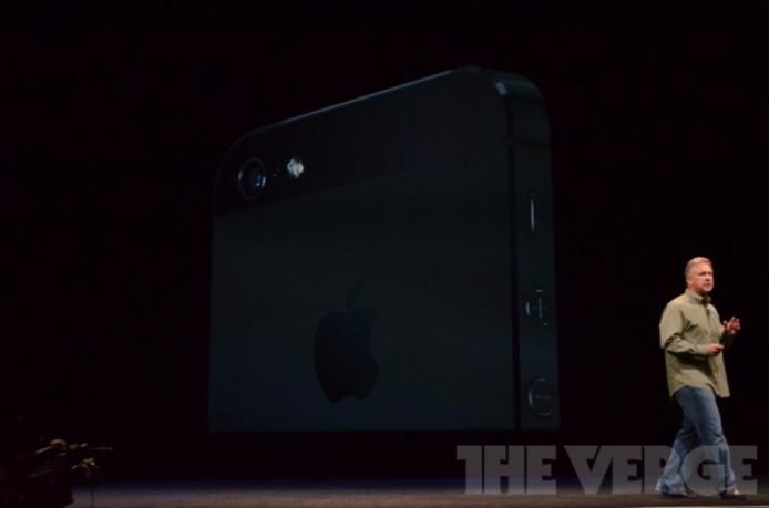 Nouvel iPhone 5 - Ecran 4 pouces, Mini connecteur, Processeur A6
