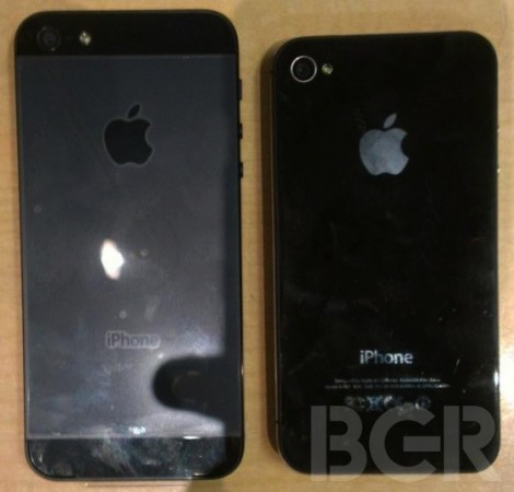Le premier déballage de l'iPhone 5