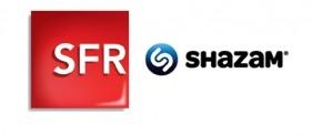 SFR et Shazam nous donne rendez vous ce soir sur la TV, pendant la pub