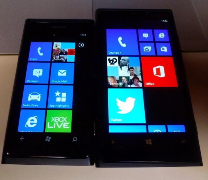Le Nokia Lumia 920 est arrivé à la rédaction