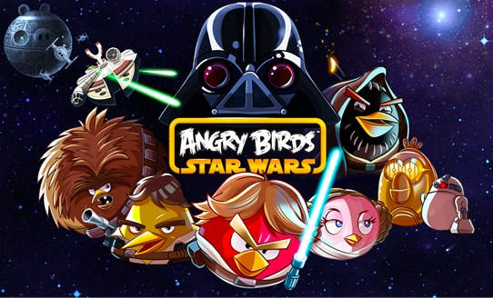 Angry Birds Star Wars disponible sur iPhone, Android et WP8