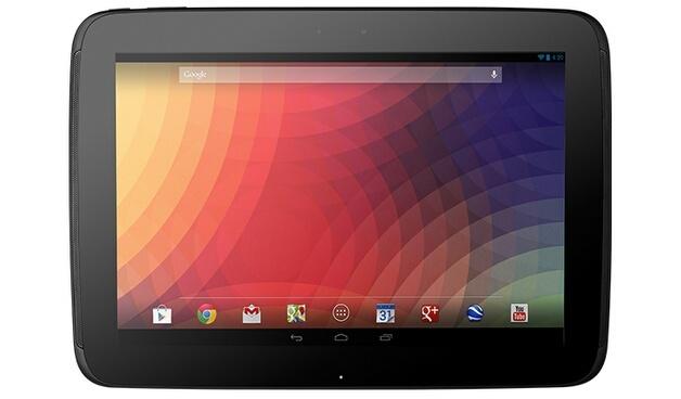 La Samsung Nexus 10 est à nouveau disponible en 16 et 32GO sur le Google Play