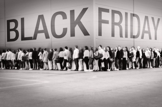 Black Friday - Plus d'un milliard de $ dépensés en ligne vendredi 23 Novembre