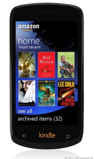 Kindle Phone - Le smartphone d'Amazon pour Juin 2013 ?