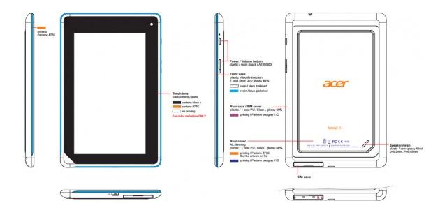 Acer Iconia B1, Nexus 7 - D'autres tablettes à 99 $?