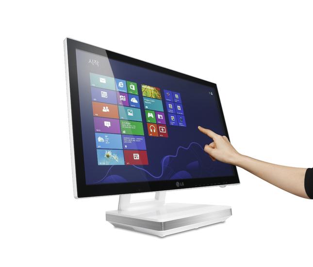 LG - Des PC nouvelle génération pour 2013