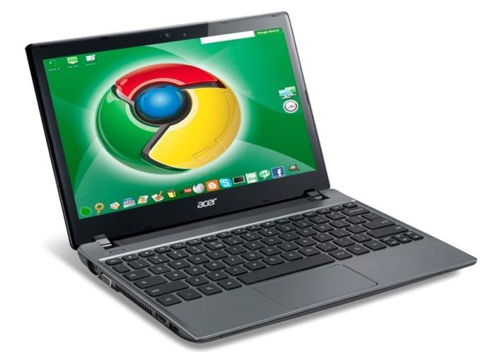 Le Acer Chromebook C710 à 249 € en France