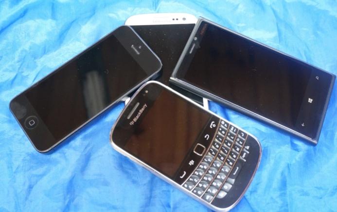 Quel sera votre mobile en 2013 ?