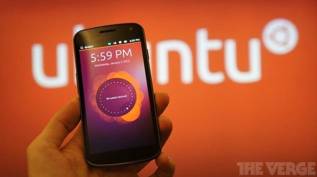 L'OS Ubuntu mobile est annoncé et un Ubuntu Phone pour 2014