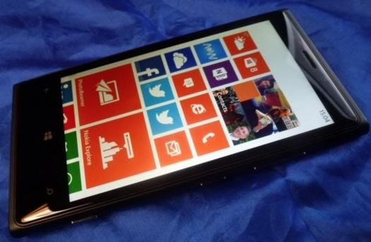 Nokia - De l'aluminium pour le futur Lumia sous WP8 ?