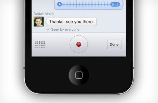 Facebook Messenger - Les messages vocaux sont activés