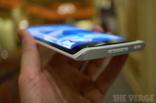 Les écrans flexibles arrivent sur les mobiles Samsung