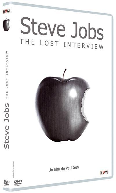 Steve Jobs - The lost interview, le DVD est en vente