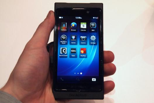 Blackberry 10 - Les dernières infos du futur OS Blackberry
