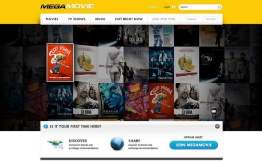 MegaMovie annoncé pendant le lancement de MEGA