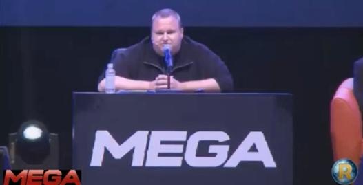 MEGA - L'intégralité de la conférence de Kim Dotcom