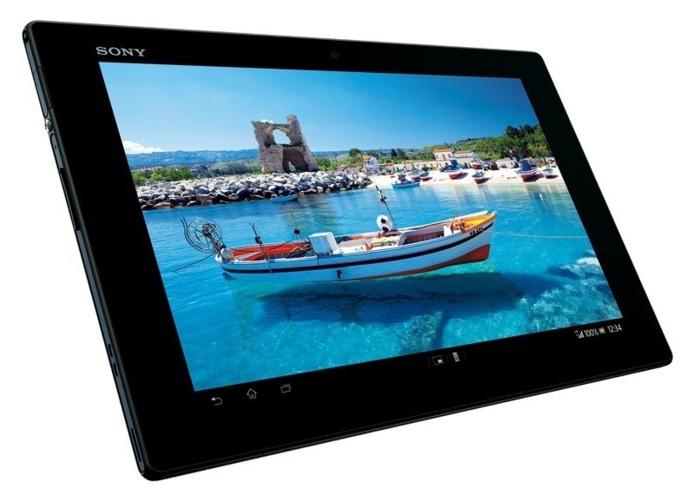 Sony dévoile la tablette 10 pouces la plus légère et la plus fine du marché: la Xperia tablet Z