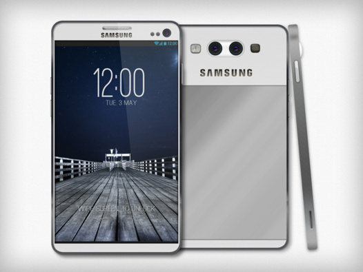 Samsung Galaxy S4 - date de lancement et dernières infos