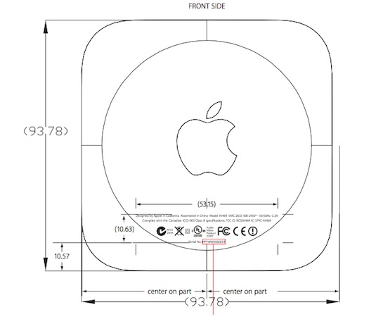 Apple TV - La FCC révèle un nouveau modèle