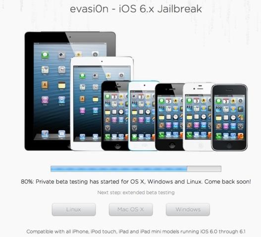 Jailbreak iOS 6 - La grande Evasi0n dans quelques heures