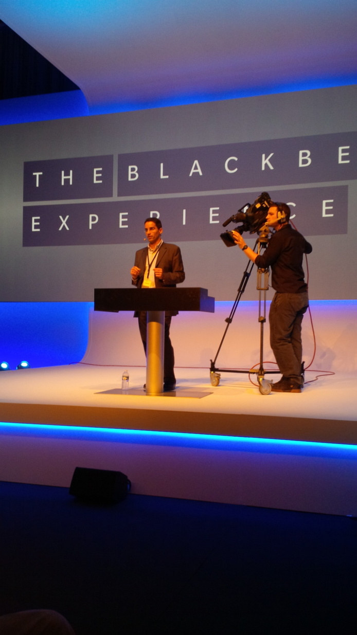 Blackberry Z10 - Arretons de tirer à vue sur Blackberry