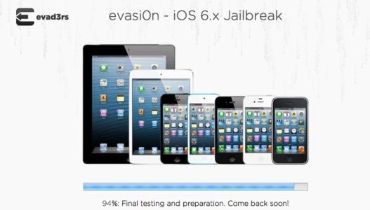 Evasi0n - Le Jailbreak iOS 6 en phase de préparation