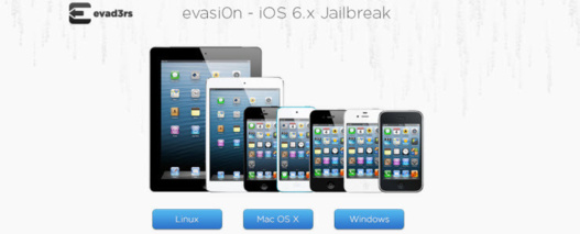 Evasi0n - Le Jailbreak de l'iOS 6 est disponible!