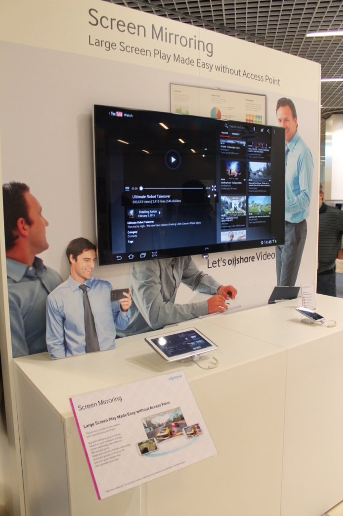 Samsung Forum 2013 - Les fonctionnalités marquantes de 2013