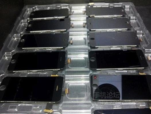 iPhone 5S - Les premières photos en direct de chez Foxconn?