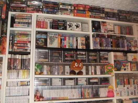 L'amour du jeu vidéo n'a pas de prix