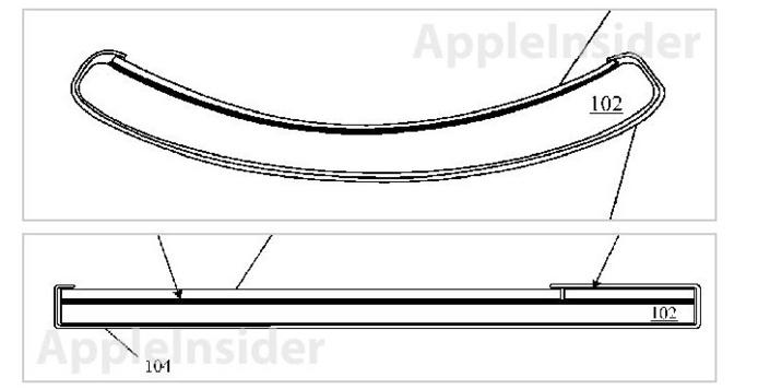 Montre Apple iWatch - Une première preuve en image