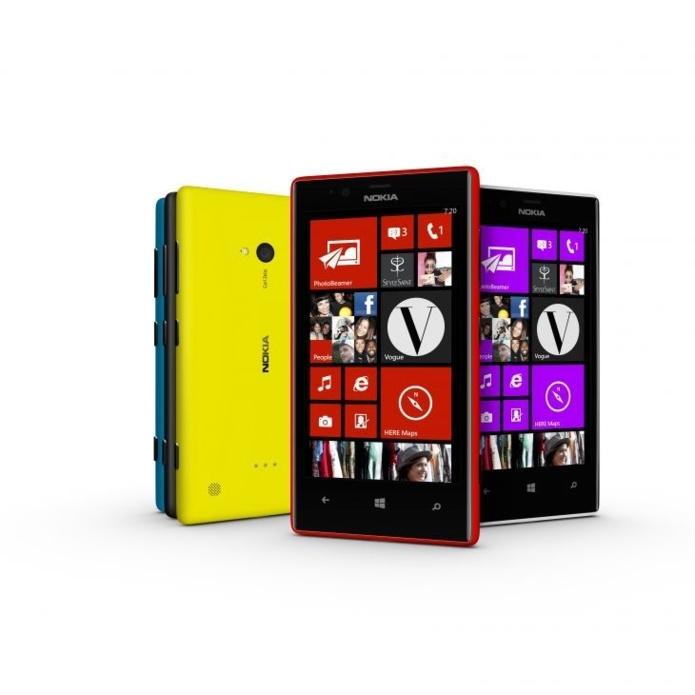 MWC 2013: Nokia officialise les Lumia 520 et 720