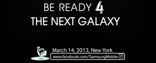 Galaxy S4 - The next Galaxy... by Samsung