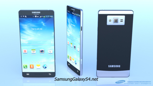 Samsung Galaxy S4 - Des images de concepts réalistes