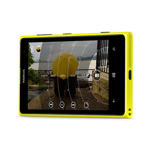 Lumia 1020: le Windows Phone 41 megapixels de Nokia enfin officialisé
