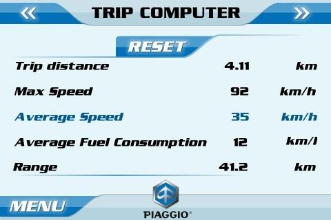 Piaggio - Des scooters MP3 connectés