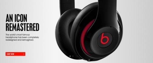 Beats dévoile son nouveau casque Studio