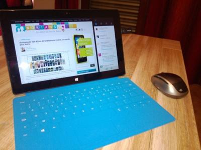 Test de la tablette Surface RT et aperçu de Windows RT 8.1