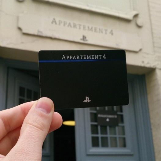 Playstation 4 - Concours pour gagner 5 invitations à l'Appartement 4 le samedi 19 octobre (Terminé)