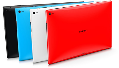 Nokia World 2013: Nokia lance sa première tablette, le Lumia 2520