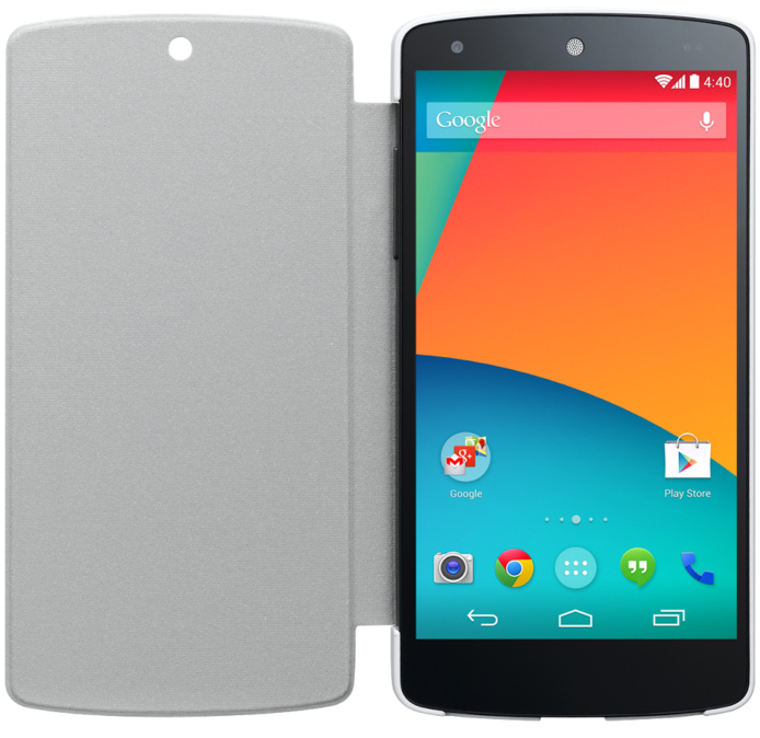 Quick Cover LG pour Nexus 5