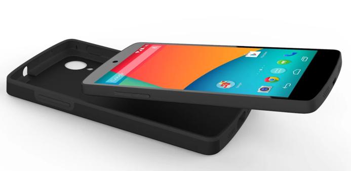 Coque antichoc Nexus 5