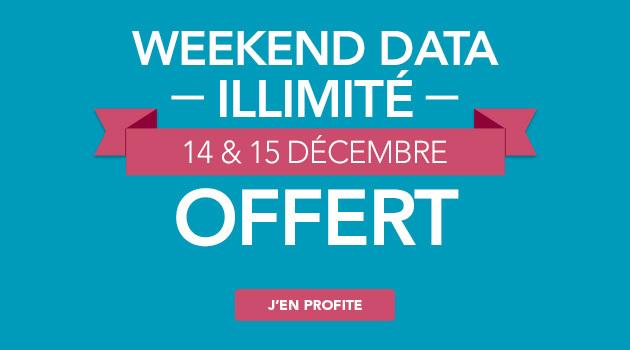 Week-end de surf gratuit et illimité pour tous les clients Bouygues Telecom