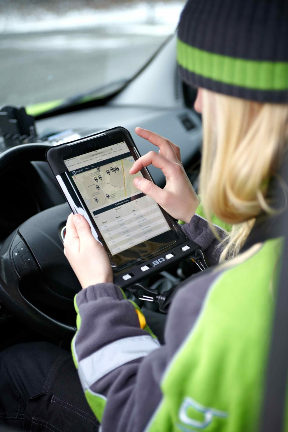 La livraison de vos achats directement dans votre voiture avec Volvo