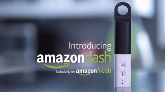 Amazon Dash - Le shopping à la maison en toute simplicité
