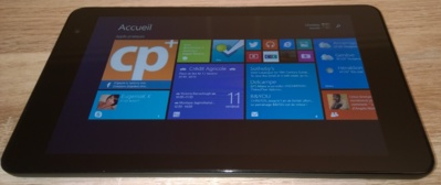 Dell Venue 8 Pro: le test